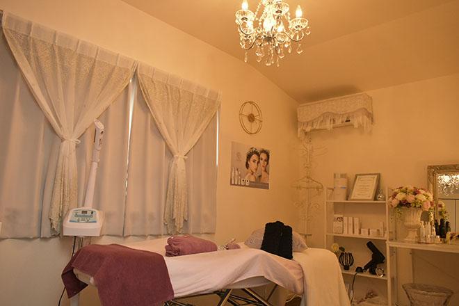 リアレリー ビューティーサロン(Liarely) 完全個室のプライベート空間