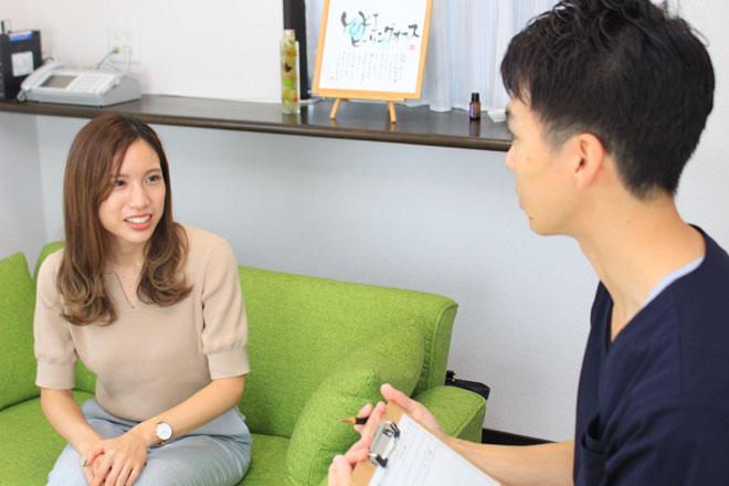 ユウキ ヒーリングオフィス(Yuki Healing Office) キレイと健康の両面をサポート