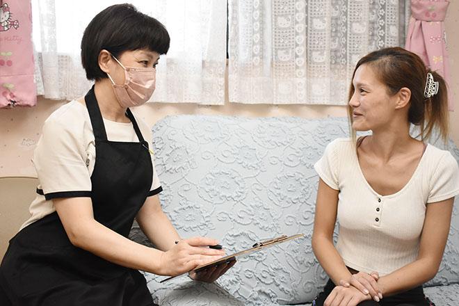 癒しエステサロン Ririya 原因を探して、お客様にぴったりなアドバイス