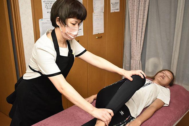 癒しエステサロン Ririya 筋肉のバランスを整えて、不調を感じにくいお体へ