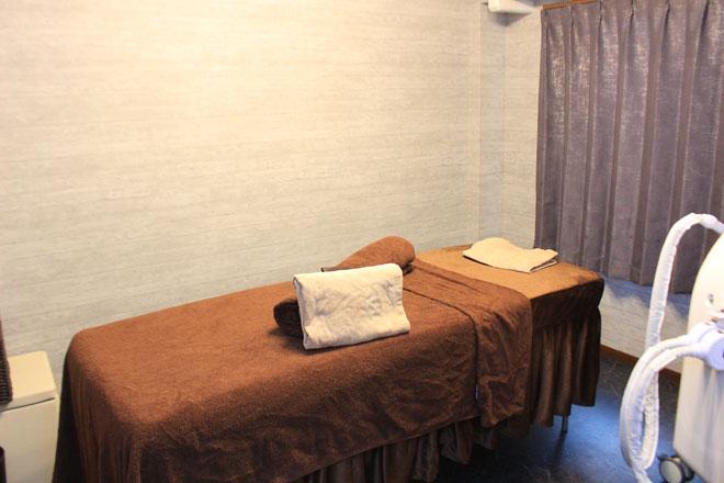 h Beauty labo 完全個室のプライベート空間