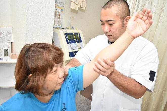 ますだ接骨院 リラク+健康でやりたいことができる毎日へ!