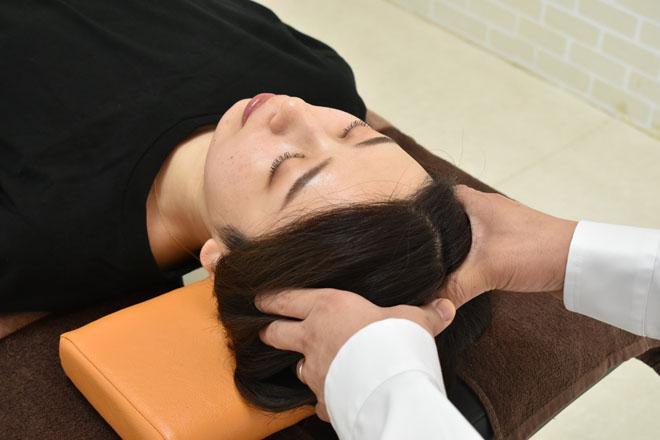 整体院 楽健 検査で不調の原因を追究!
