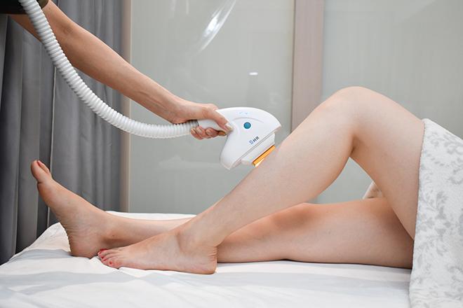 トータルビューティサロンTIARA 北千住店 IPL&SHRの二刀流で効果的に脱毛!