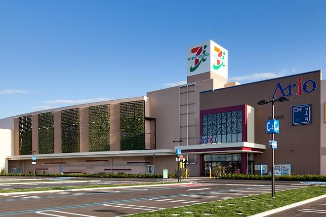 リラク アリオ鷲宮店(Re.Ra.Ku) 大型ショッピングモールの中でとっても便利!