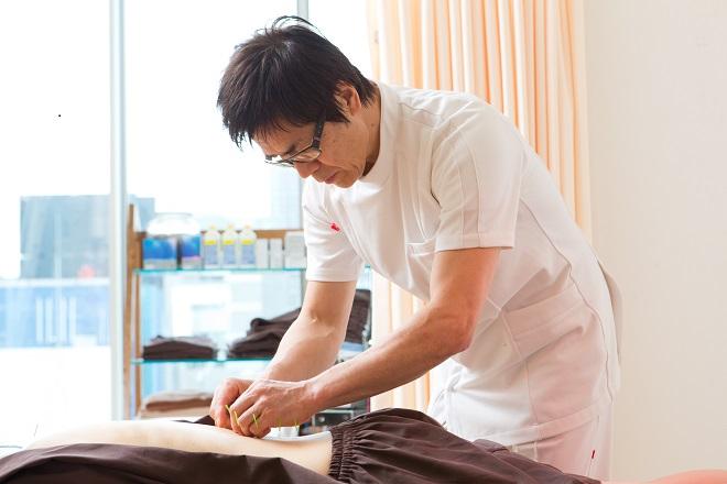 銀座ときた鍼灸治療院 鍼