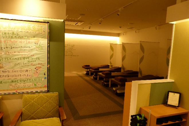 リラク 熊谷ティアラ21店(Re.Ra.Ku) 気さくで明るいスタッフのおもてなし!