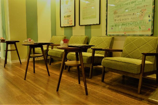 リラク 熊谷ティアラ21店(Re.Ra.Ku) 室内だけではなく待合室も広いんです♪