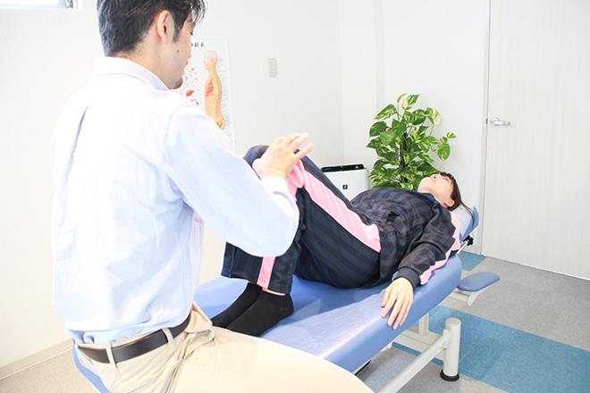 ソフトな施術で「歪み」を整えて健康的なお体へ