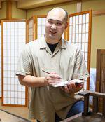 美療工房カサブランカのスタッフ 伊丹毅