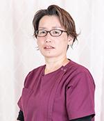 骨盤カイロぽかぽかのスタッフ 東奈津子