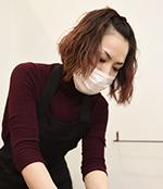 癒しのサロン ミントのスタッフ 村田知春