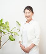 mano manoのスタッフ 中根美喜子