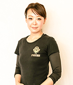 PHYSISのスタッフ 佐川麻希