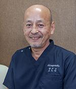 鳥取中央整体院のスタッフ 松田隆政