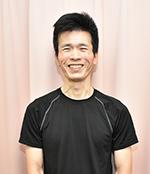 健身美のスタッフ 室屋辰男