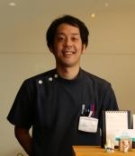 しろくま鍼灸院のスタッフ 嶋田 晃
