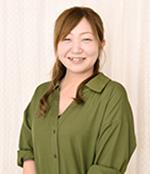 花 産の宮店のスタッフ 原田