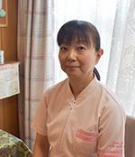 チャイブのスタッフ 濱田由紀子