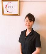 セル(Total Beauty Salon CELL)のスタッフ 津波古 菜摘