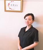 セル(Total Beauty Salon CELL)のスタッフ 友利 麻未