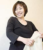 みおつくし(澪標)のスタッフ 河崎未央子