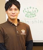 シンシン(頭と体のほぐし専門 shin-shin)のスタッフ 大石