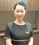 ZEGUNAのスタッフ 井之口美津子