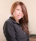 らくらく可部店のスタッフ 田中恵子