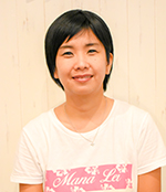Mana Leiのスタッフ 大渕敦子