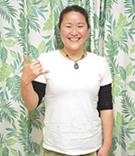 Laulimaのスタッフ 眞田裕子