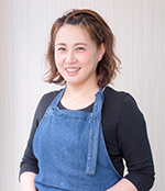 チェリッシュ&ジェニー(CHERISH & JENNIE)のスタッフ 永田華
