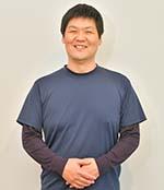 ほぐし庵のスタッフ 山田篤