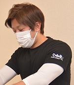 カラー(BODYCONSULTANT COLOR)のスタッフ 藤本将太