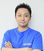 ONE STEPのスタッフ 後藤迪廣