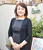アンナ(ANNA)のスタッフ 石松周子