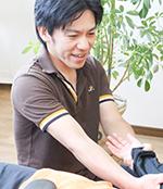 NATURE FORCEのスタッフ 古賀智和