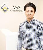 バズ カイロプラクティック(VAZ CHIROPRACTIC)のスタッフ 上園智宏