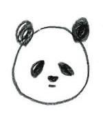 リュウ(頭ほぐし専門店 Ryu)のスタッフ パンダ