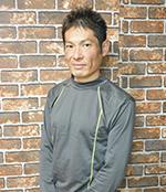 絆リラクゼーションスタジオのスタッフ 柳鶴健志
