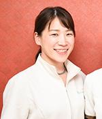 シンメトリー新宿店のスタッフ 和泉真智子