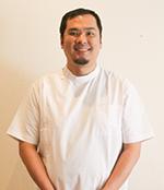 サンボディケアのスタッフ 島田雄太