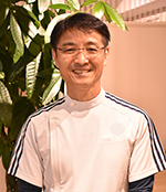 neフィットネス整体院のスタッフ 遠藤昇