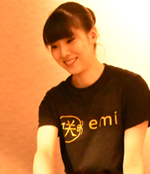 咲(emi- タイ古式とシロダーラのお店)のスタッフ 常田