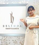 ベリンダ 表参道店(BELINDA)のスタッフ 横尾真奈美