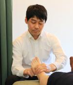 リラクゼーション整体院リカバのスタッフ 増田敏也
