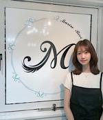 Marire biviのスタッフ 鈴木玲奈