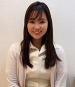 angeeのスタッフ HARUNA
