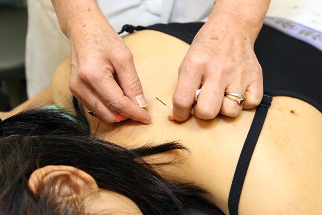 針灸治療室ピア