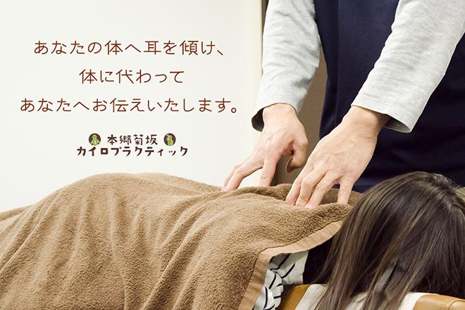 本郷菊坂カイロプラクティック  | ホンゴウキクザカカイロプラクティック  のイメージ